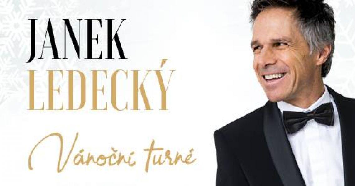 Janek Ledecký – Vánoční turné 2018